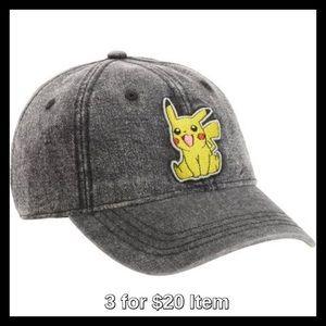 Pokémon Pikachu Baseball Cap